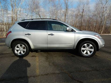 nissan murano gas type sell used 2006 nissan murano s type awd 4 door 3 5l no