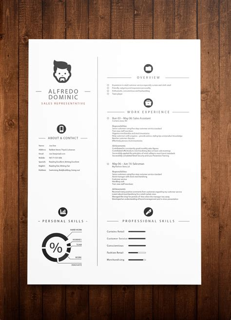 Free Cv Template Download Templates For Cv Resume Design Templates