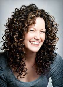 curly perms for hair long permed hairstyles on pinterest loose curl perm