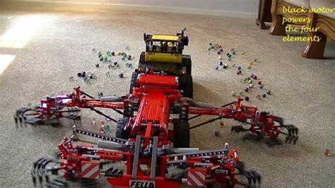 Ts Don Lego 1 lego jcb 2155 with fella ts 4000 commercial