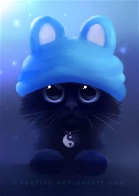 wallpaper yang cute cute cat illustrations by rihards donskis paint tool sai