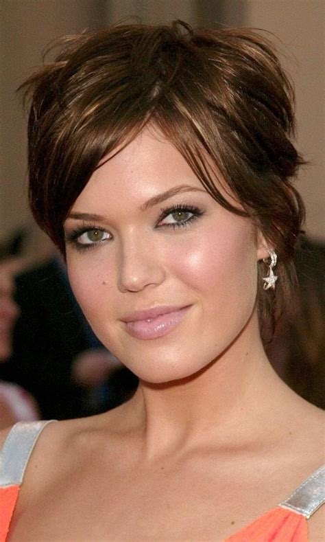 hairstyles with super x mandy moore short hair google search hair pinterest