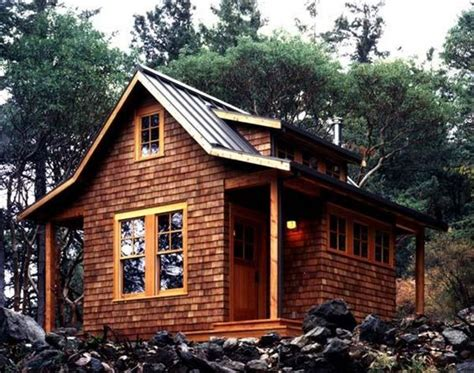 400 sq ft cabin 400 sq ft tiny houses pinterest ground floor