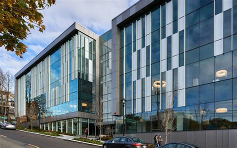 wausau curtain wall seattle s third harrison office building features wausau