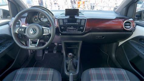 volkswagen gti interior volkswagen up gti concept interior