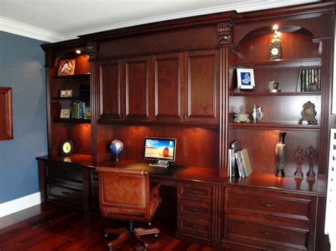 wall units inspiring custom built office cabinets custom
