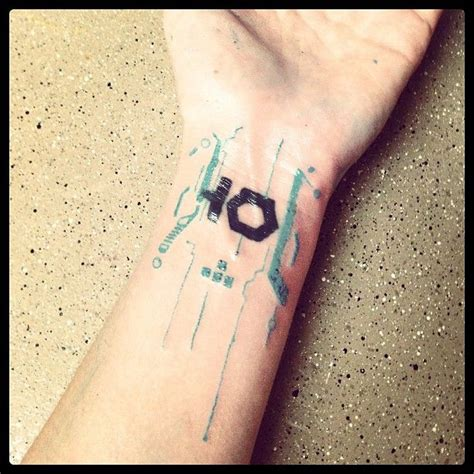 tron tattoo 20 matching ideas for to create a lasting
