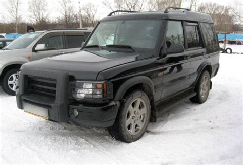 how make cars 2004 land rover discovery transmission control 2004 land rover discovery pictures