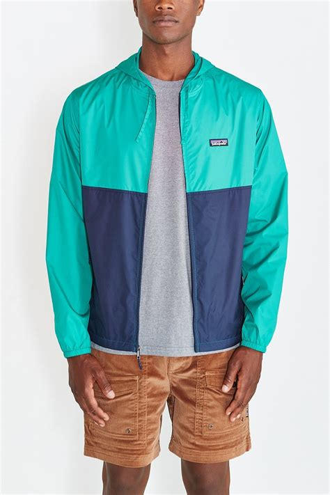 Patagonia Light And Variable Jacket by Patagonia Light And Variable Jacket In Green For Lyst