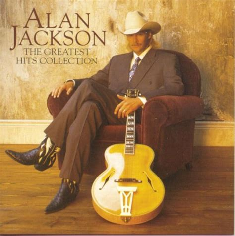 Cd Alan Jackson The Greatest Hits Collection alan jackson greatest hits collection 1995 alan