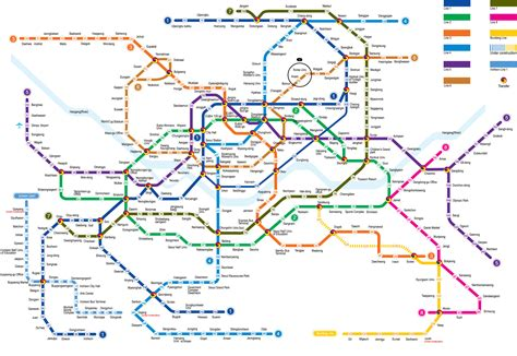 subway map a week in seoul day 3 the subway seoul space startup