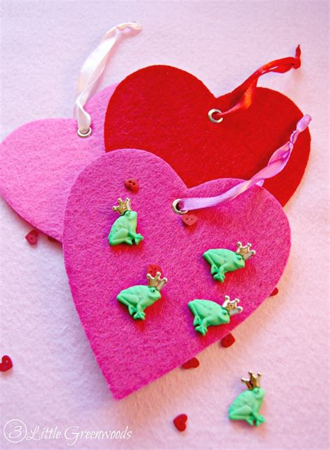 valentines ornaments diy felt s ornaments my crafty spot when