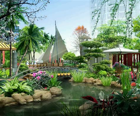 picture of garden home design new home designs latest modern homes gardens designs
