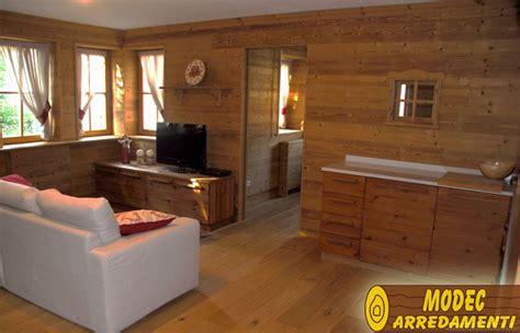 arredamento legno arredi personalizzati rustici e per la montagna modec