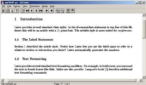 latex letter tutorial pics for gt postscript letter