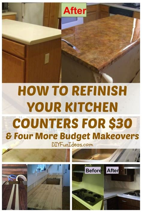 how to resurface kitchen cabinets yourself 126 best images about need to redo the kitchen on