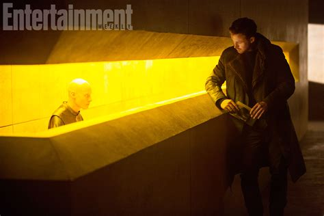 Blade Runner Also Search For New Blade Runner 2049 Stills Featuring Harrison Ford Robin Wright