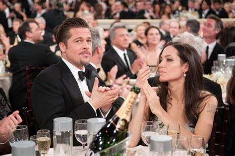 In Style Now Angie Tells Brad Lets Get Married by Angie Brad And Golden Globe Grapes Grapefriend