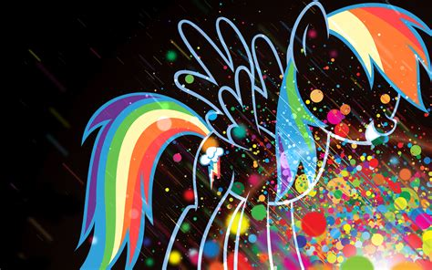 rainbow dash wallpaper  pixelstalknet