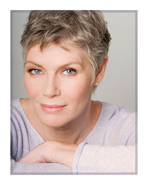 salt and pepper short hairstyles for women over 50 short salt pepper hair styles salt and pepper short