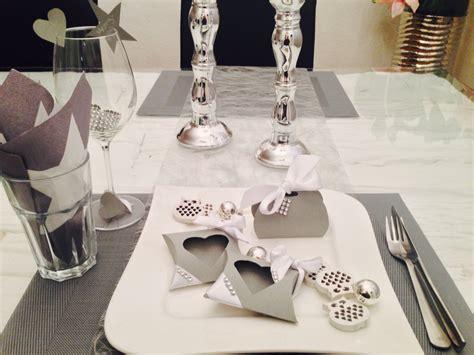 Tischdeko Hochzeit Grau Wei by Tischdekoration Hochzeit Ideen F 252 R Den Tisch
