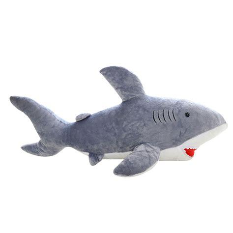 7 foot shark plush stunning foot shark plush stuffed