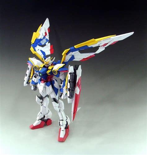 Gundam Wing Papercraft - gundam gundam papercraft xxxg 01w wing gundam ver ka