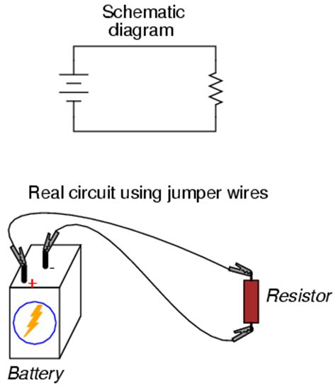 why do you to a resistor in a circuit voltage why does a voltmeter read lower across a load than across a supply electrical