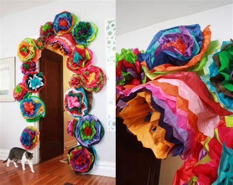 How To Make Mexican Decorations With Tissue Paper - plan a cinco de mayo with these mexican inspired