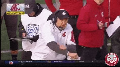 mike myers you re the devil gif asu s todd graham responds to mike leach s sign stealing