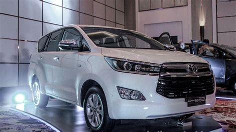 Toyota Innova 2016 Innova 2016 Release Date Price And Specs