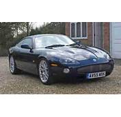 Jaguar XKR 42S Coupe 2005 In Bay Blue With Ivory Leather Interior
