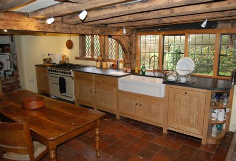 Handmade Kitchen Furniture - handmade kitchen cabinets andrew gibbens furniture ltd