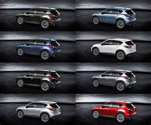 2016 mazda cx 5 colors
