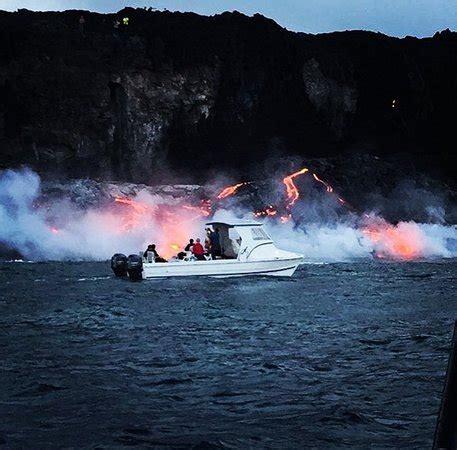 lava boat tours pahoa hawaiian lava boat tours pahoa aktuelle 2018 lohnt