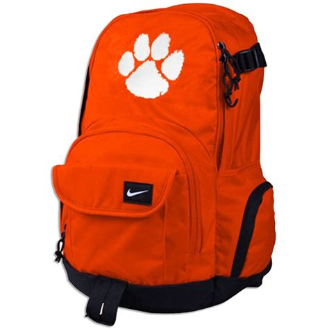 Tas Ed School Orange Black Backpack 17 best images about clemson bags and coolers on