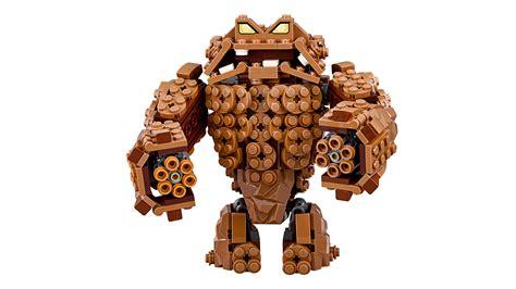 Figure Batman Clayface Mayor Mccaskill Bathero Lego Lego Batman Clayface Splat Attack Set Lego Co Uk