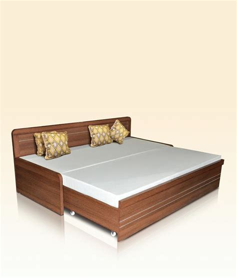 flipkart sofa cum bed spacewood kosmo urbano slider bed sofa cum bed available
