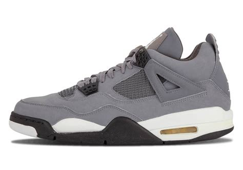 Air 4 Retro Cool Grey 2019 by 4 Cool Grey 308497 001 2019 Release Date Sneakernews