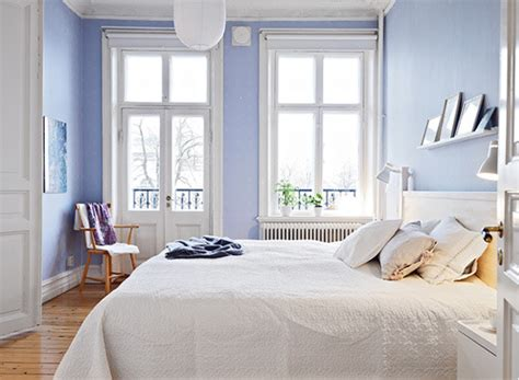 hellblaues schlafzimmer light blue bedroom