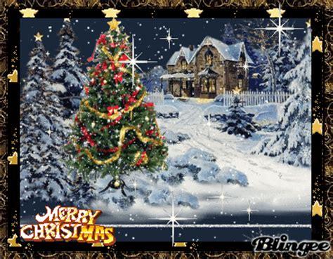 immagine merry christmas tree glitter  blingeecom