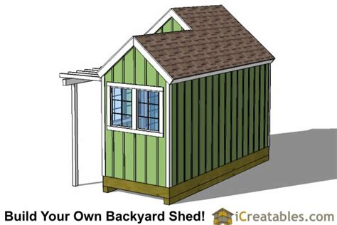 10 X 6 Shed Floor - 10x8 6x8 garden shed plans