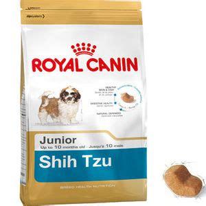 Makanan Anjing Royal Canin Shih Tzu Junior 1 5 Kg jual jual food royal canin shih tzu shihtzu junior 1