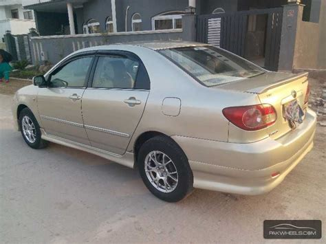 Toyota Corolla For Sale 2007 Used Toyota Corolla Altis 1 8 2007 Car For Sale In