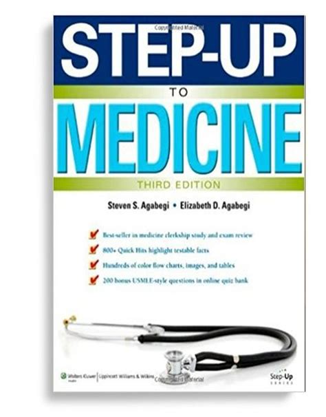 Step Up To Medicine Step Up Series step up to medicine step up series 3rd edition by steven
