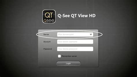 set   qt view smartphone application youtube