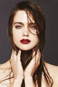 Flower Makeup - laura berlin mega model agency