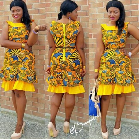 pictures of all nigerian celebrities new styles of ponytail hair african fashion ankara kitenge african women dresses