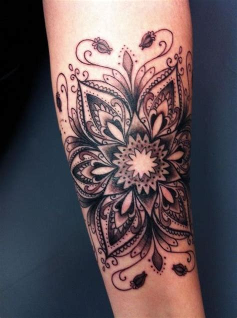 mandala love tattoo we love this paisely flower tattoo tattoo s