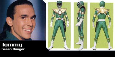 Power Ranger Hijau indorangers